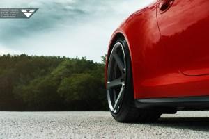 Porsche 911 Vorsteiner V-FF 104 wheels