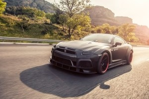 Prior Design PD750 WB GT-R