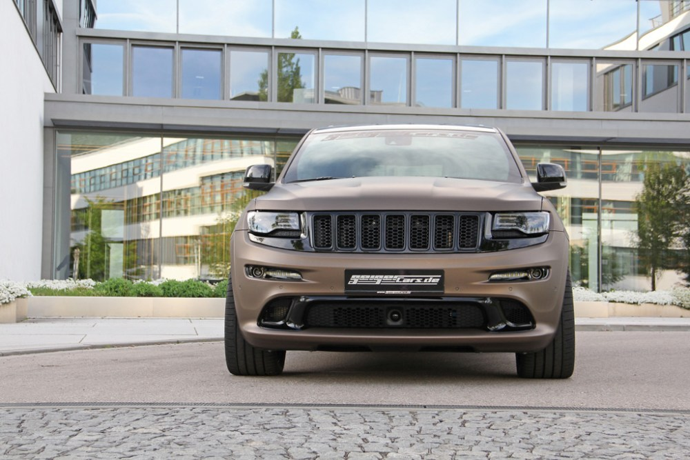 GeigerCars Supercharged Jeep Grand Cherokee SRT