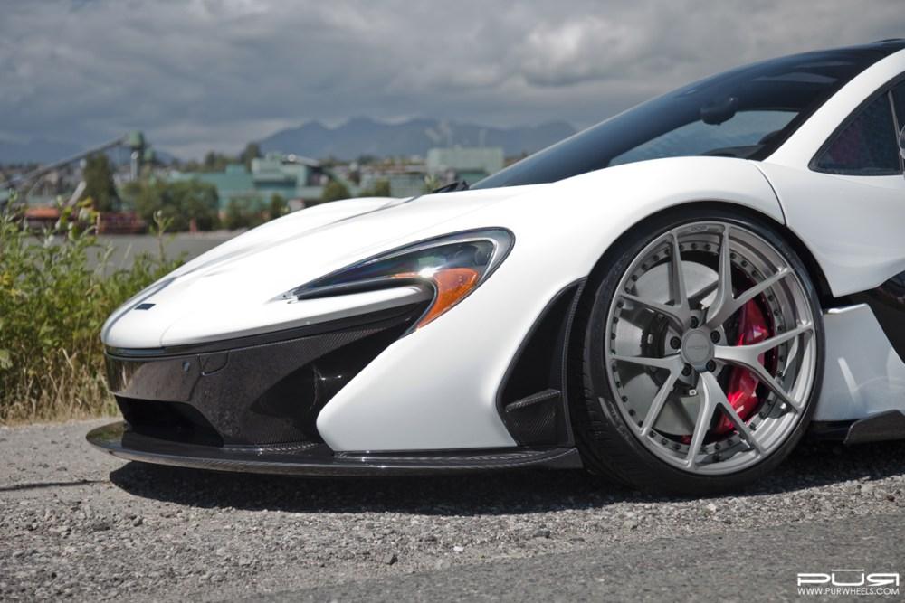 McLaren P1 PUR 4OUR.M2 Wheels
