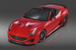Novitec Rosso N-Largo Ferrari California T