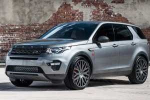 Project Kahn Land Rover Discovery Ground Effect Edition