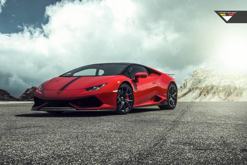 Vorsteiner Lamborghini Huracan Verona Edizione Aero