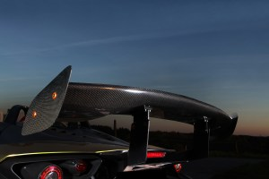 Wimmer RST KTM X-Bow Dubai Gold Ediiton
