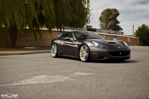 Ferrari California PUR Wheels SR Auto Group