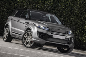 Orkney Grey Range Rover Evoque RS Sport
