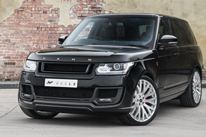 Range Rover Vogue Signature Edition