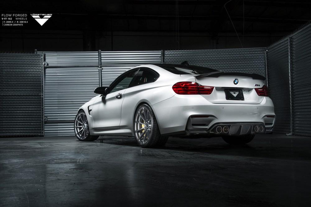 BMW M4 Vorsteiner V-FF 102 Wheels