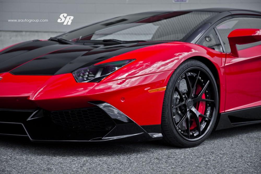 Lamborghini Aventador SR Auto Group