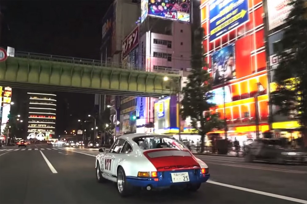 Magnus Walker Tokyo Outlat