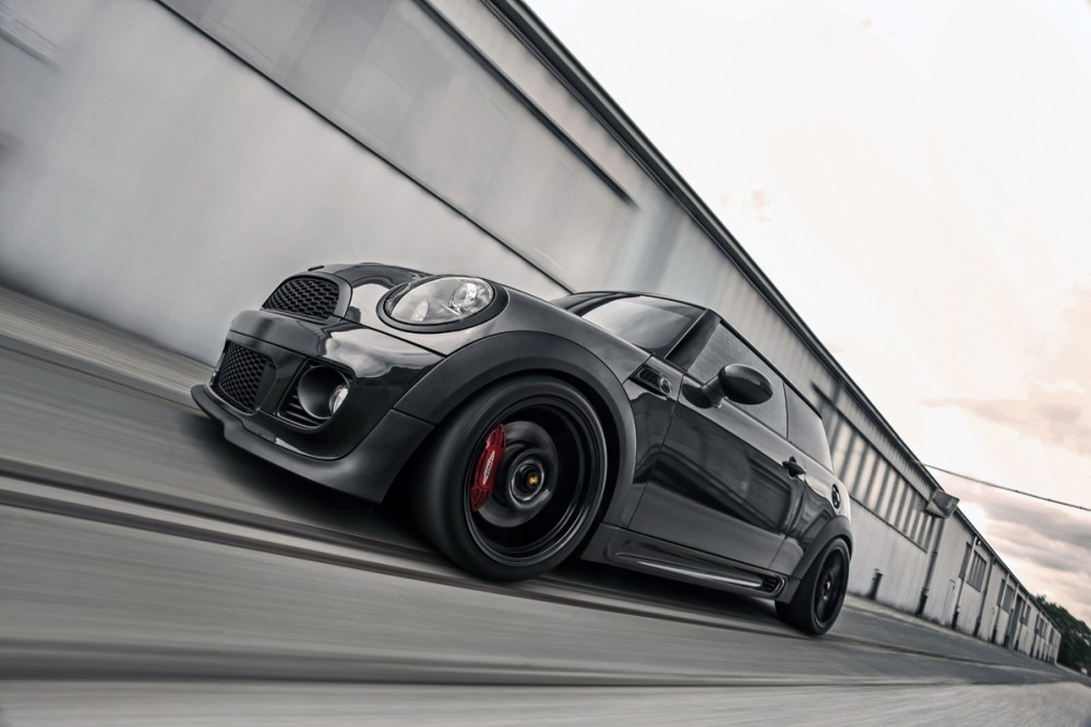 Ok Chiptuning Goes British With The R56 Mini Jcw