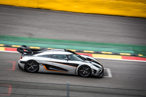 Koenigsegg One:1 Spa-Francorchamps