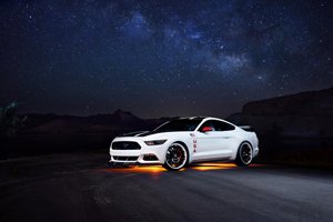 Apollo Ford Mustang