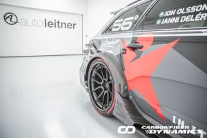 Carbonfiber Dynamics Audi RS6 DTM Jon Olsson