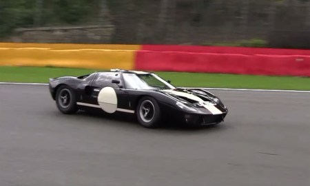 Ford GT40 MkII Spa-Francorchamps