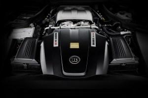 Brabus Mercedes-AMG GT S