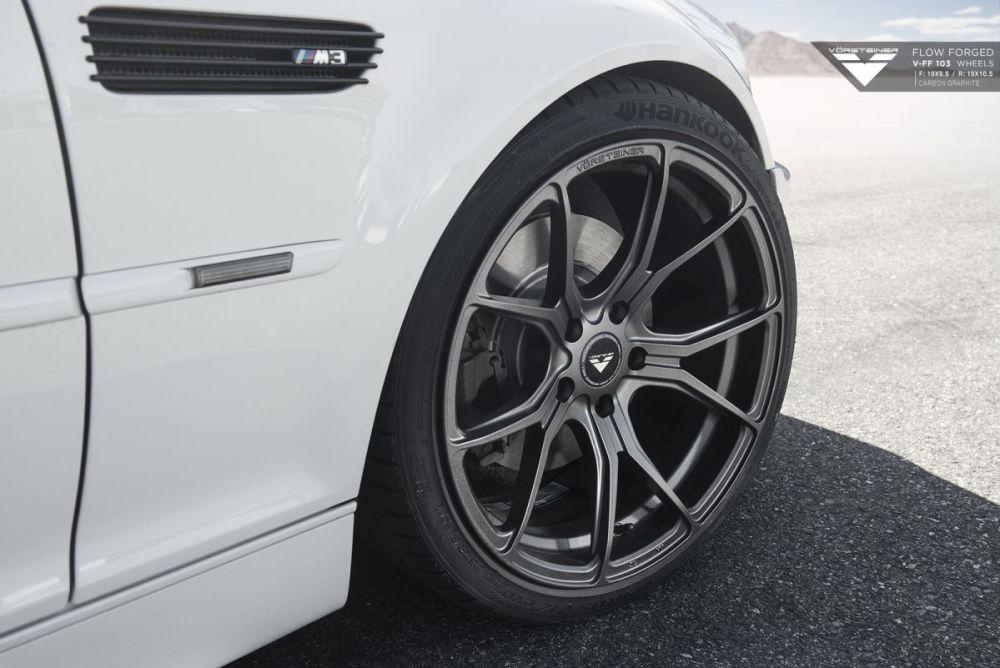 E46 BMW M3 Vorsteiner V-FF 103 Wheels