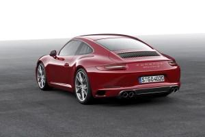 Porsche 911 Carrera S Turbocharged
