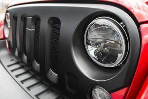 CJ300 Wrangler 2.8 Diesel