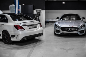 PP-Performance C63 S and GT S