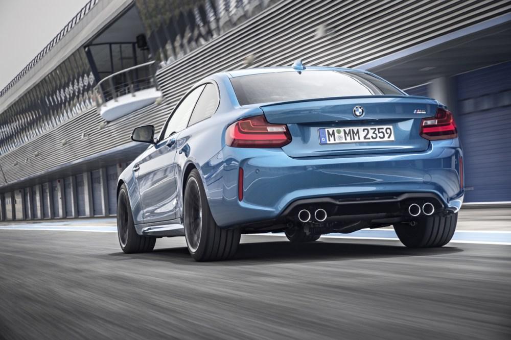 2016 BMW M2 (40)