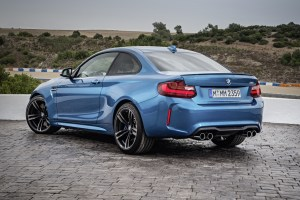 2016 BMW M2 (49)