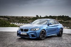 2016 BMW M2 (50)
