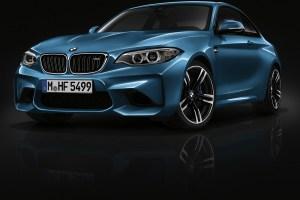 2016 BMW M2 (57)