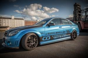 Carbonfiber Dynamics C63 AMG