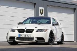 KBR Motorsport E92 BMW M3 Clubsport
