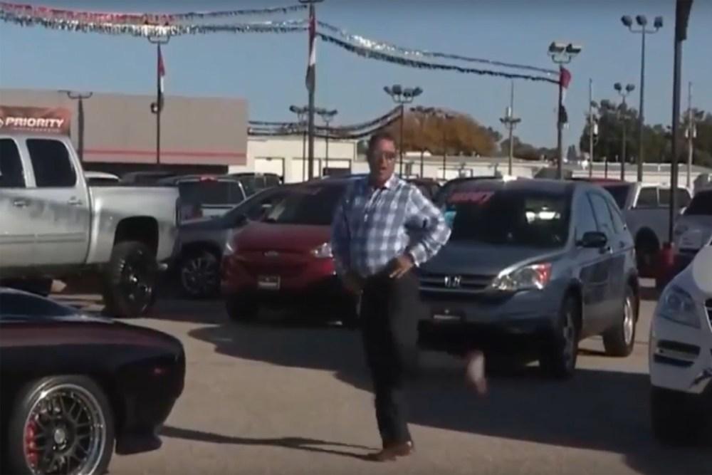 Car Dealership Whip/Nae Nae