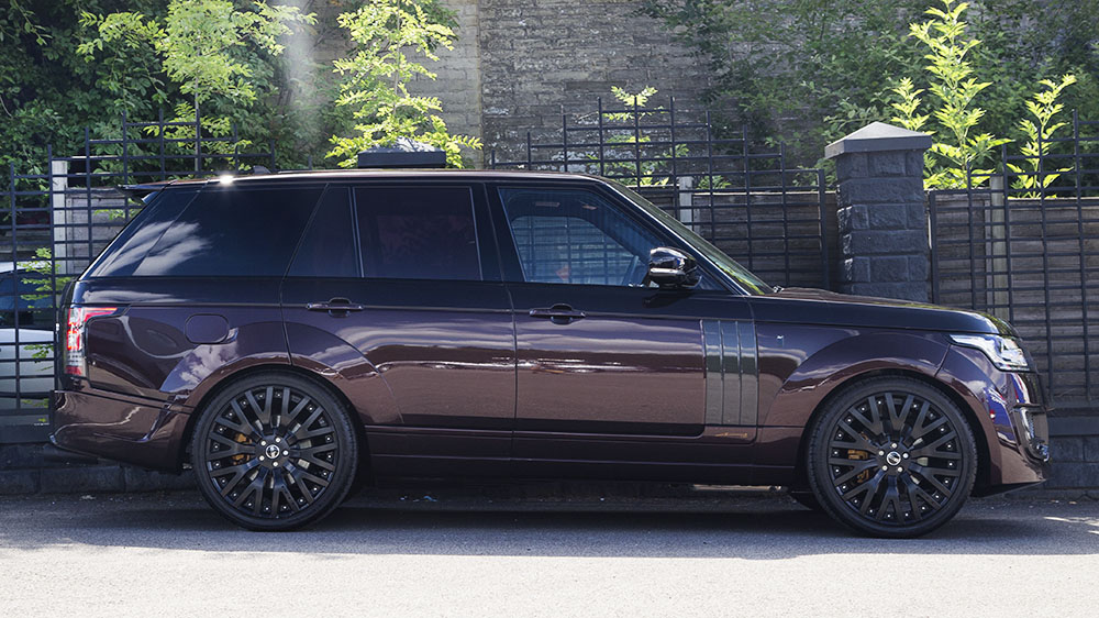 Project Kahn Range Rover RS-650 Edition