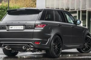 Project Kahn Range Rover Sport 3.0 400 LE Luxury Edition