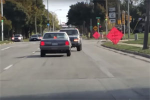 Friday FAIL reverse Jeep Driver