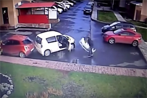 Friday FAIL Russia Parking