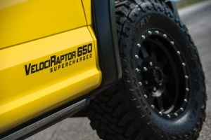 2016 VelociRaptor 650 Supercharged Ford F-150