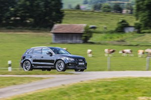 ABT Sportsline Audi SQ5 TDI