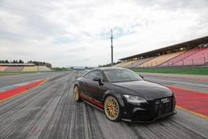 HPerformance Black Hawk Audi TT-RS