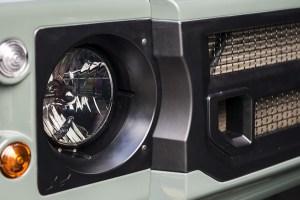 Keswick Green Chelsea Truck Company Land Rover Defender