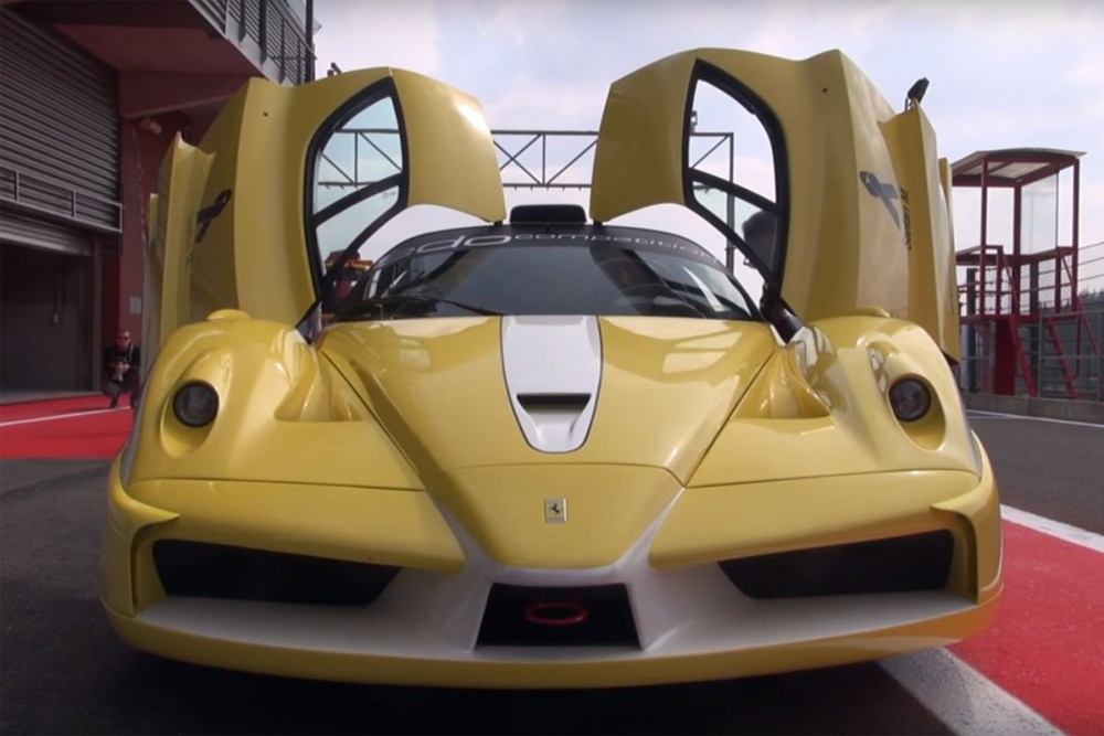 Edo Competition Ferrari Enzo ZXX Spa Francorchamps