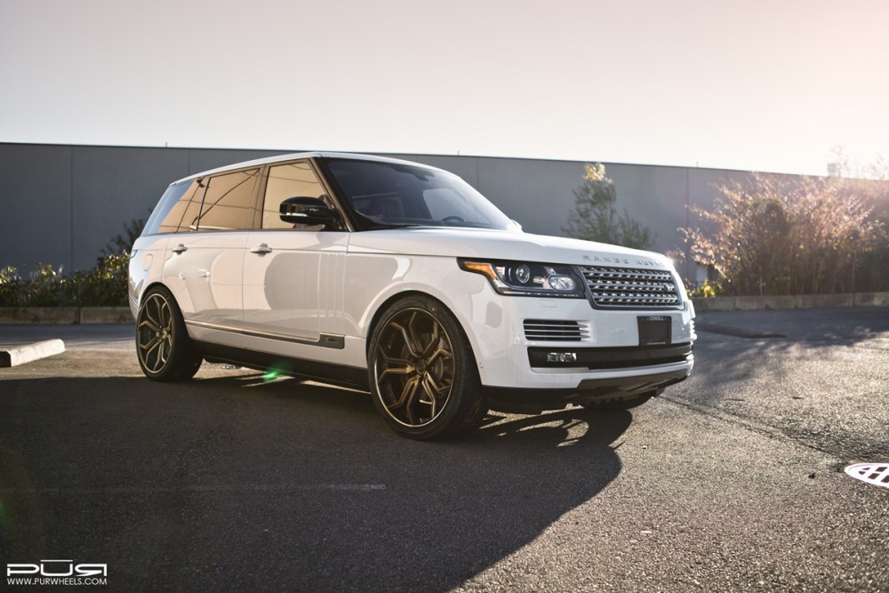 Range Rover Autobiography PUR LX10 Wheels
