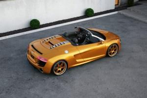 WheelsandMore Audi R8 V10 Spyder