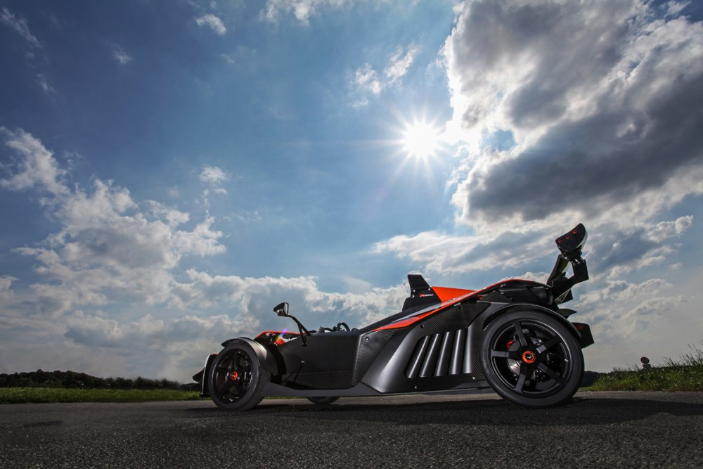 Wimmer RST KTM X-Bow R Limited Edition