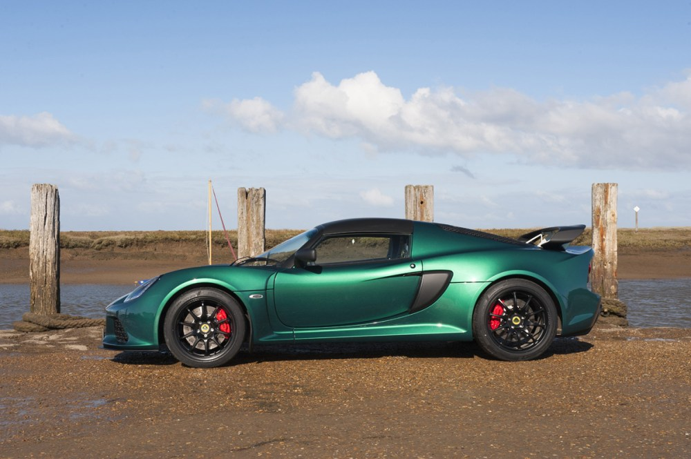 Cut The Weight With The New Lotus Exige Sport 350