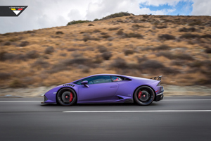Novara Huracan V-FF 105 Flow Forged Wheels