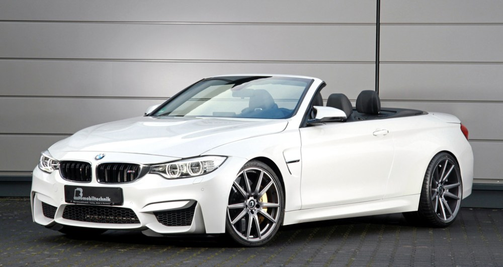 B&B Automobiltechnik BMW M4