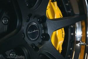 Lamborghini Huracán with Brixton Forged S60 Targa Series Wheels
