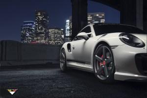 Vorsteiner V-RT Porsche 911 Turbo