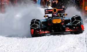 Red Bull Racing RB7 Ski Slopes