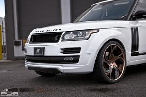 Range Rover PUR LX19